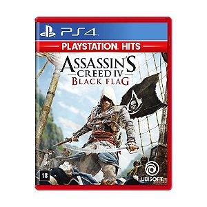 Assassins Creed IV Black Flag PS4 Playstation Hits