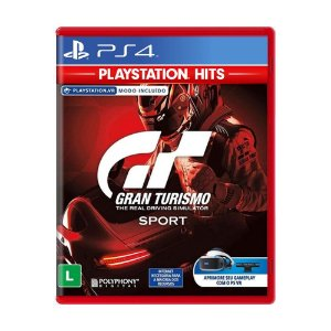 Gran Turismo Ps4 Playstation Hits