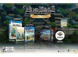 Ni No Kuni II: Revenant Kingdom (Edição Premium) PS4