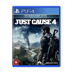 Just Cause 4 (Edição Day One) PS4