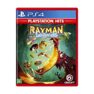 Rayman Legends PS4 Playstation Hits