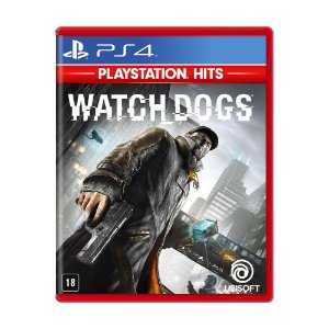 Watch Dogs PS4 Playstation Hits