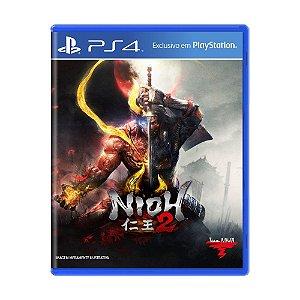 Nioh 2 PS4 (PRÉ-VENDA)