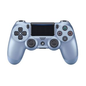 Controle Ps4 Azul Titânio - Dualchock 4