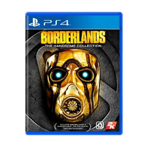 Borderlands: The Handsome Collection PS4 - Usado