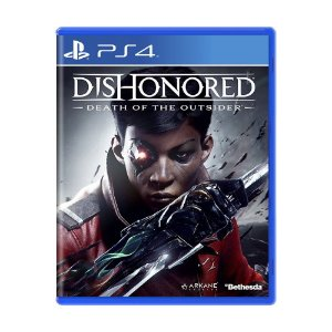 Dishonored: Death of the Outsider PS4 - Usado