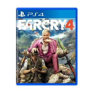 Far Cry 4 PS4 - Usado