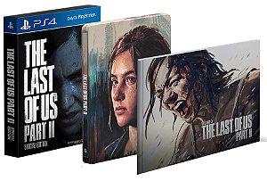 The Last of Us: Part II Edição Especial PS4