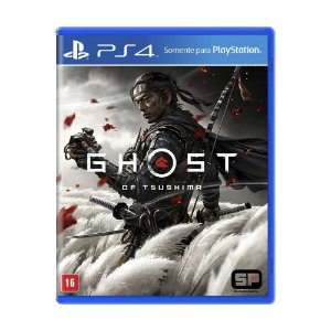 Ghost of Tsushima PS4 Pré-Venda