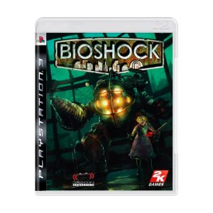 Bioshock PS3 - USADO