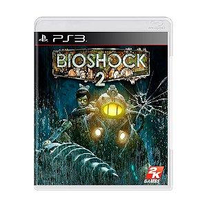 Bioshock 2 PS3 - USADO