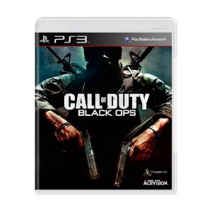 Call of Duty Black Ops PS3 - USADO