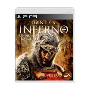 Dante's Inferno PS3 - USADO