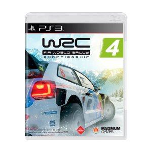 WRC 4: FIA World Rally Championship PS3 - USADO