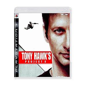 Tony Hawk's Project 8 PS3 - USADO