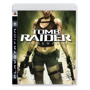 Tomb Raider UnderWorld PS3 - USADO