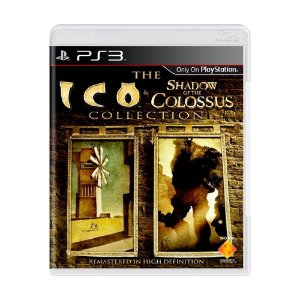 The Ico & Shadow of The Colossus PS3 - USADO