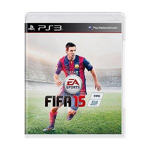 FIFA Soccer 15 PS3 - USADO