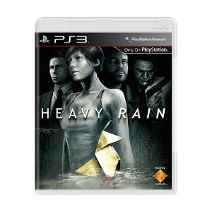 Heavy Rain Move Edition PS3 - USADO