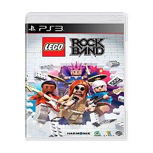Rockband Lego PS3 - USADO