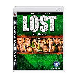Lost Via Domus PS3 - USADO