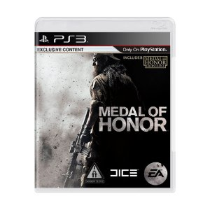 Medal of Honor PS3 - USADO