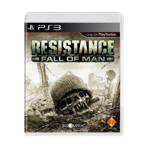Resistance Fall Of Man PS3 - USADO