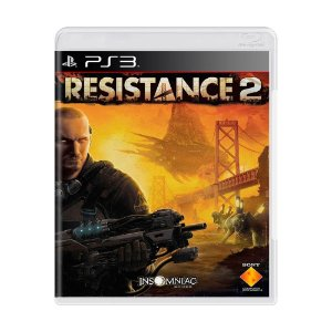 Resistance 2 - PS3 - USADO