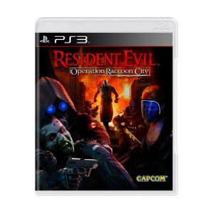 Resident Evil Operation Reccoon City PS3 - USADO
