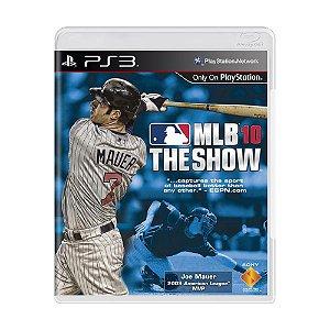 MLB 10: The Show PS3 - USADO