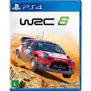 WRC 6 PS4 - USADO