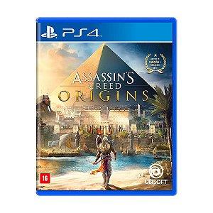 Assassins Creed Origens PS4 - USADO