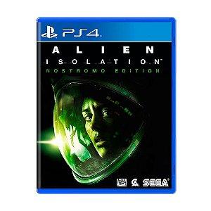Alien Isolation: Nostromo Edition PS4 - USADO
