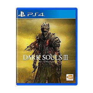 Dark Souls III: The Fire Fades Edition PS4 - USADO