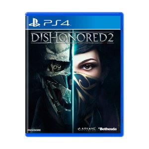 Dishonored 2 PS4 - USADO