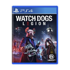 Watch Dogs Legion PS4 - USADO