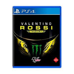 Valentino Rossi PS4 - USADO