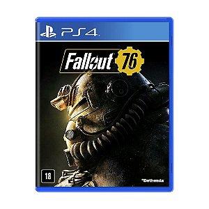 Fallout 76 PS4 - Usado