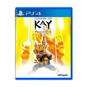 Legend of Kay: Anniversary PS4 - Usado