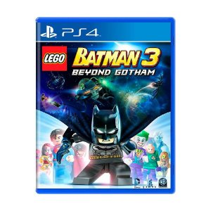 LEGO Batman 3: Beyond Gotham PS4 - Usado