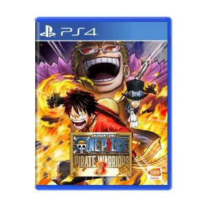 One Piece Pirate Warriors 3 PS4 - USADO