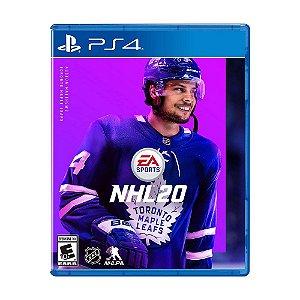 NHL 20 PS4 - USADO
