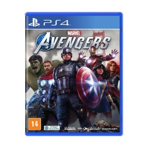 Marvel's Avengers PS4 - Usado