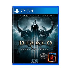 Diablo III: Reaper of Souls PS4 - Usado