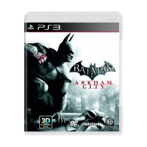 Batman Arkham City PS3 - USADO