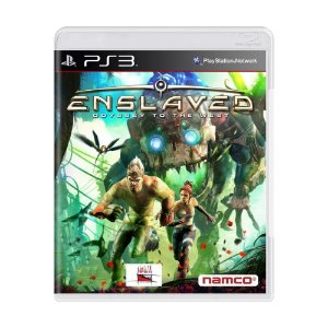Enslaver Odyssey To The West PS3 - USADO