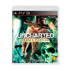 Uncharted Drake`s Fortune PS3 - USADO