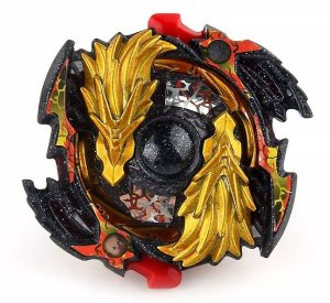 Beyblade Burst Gold Dragon Lost Longinus Dourado Perdido B-00