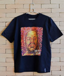 "Camiseta ""Corpo e Alma"" – Arte da Capa"