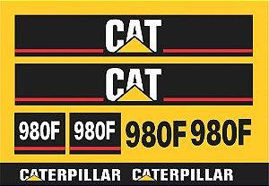 Kit de Adesivo CATERPILLAR 980F